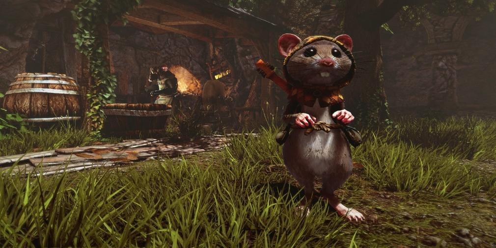 Ghost of a Tale se trouve une date de sortie sur Nintendo Switch