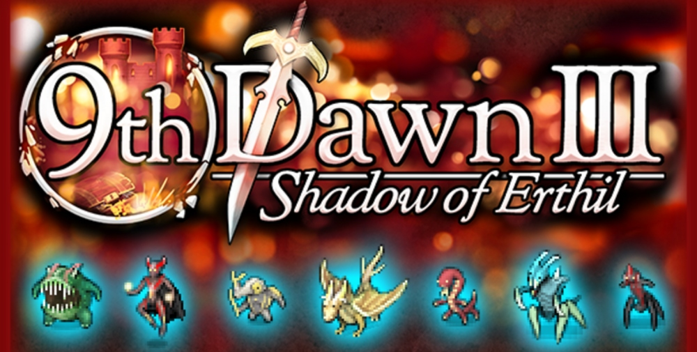 9th Dawn III: Shadow of Erthil, Valorware's latest dungeon-crawler, is available now for iOS and Android