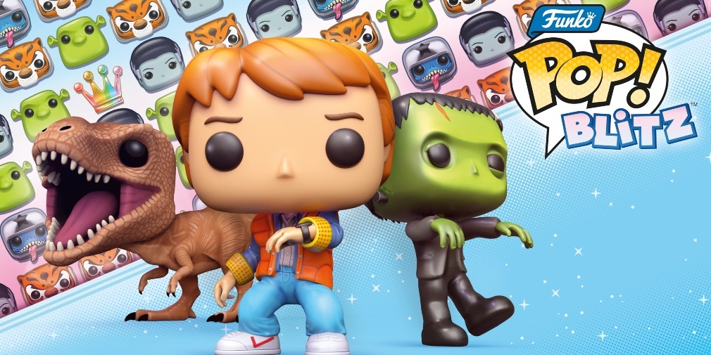 Match-3 puzzler Funko Pop! Blitz's gets a new delicious crossover with Hostess