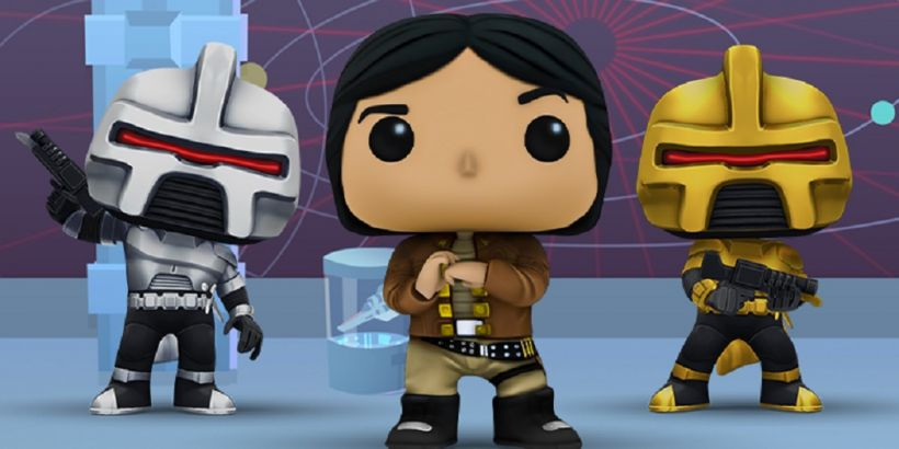 Funko Pop! Blitz's collaborates with Battlestar Galactica in latest event