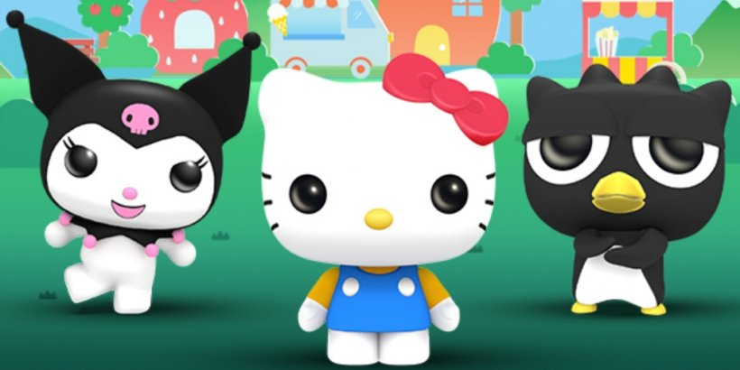 This week's Funko Pop! Blitz event features the adorable Hello Kitty and Friends