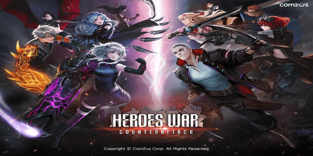 Heroes War: Counterattack icon