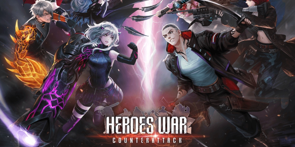 Heroes War Counterattack is an upcoming turn-based RPG for iOS and Android set in a post-apocalyptic world