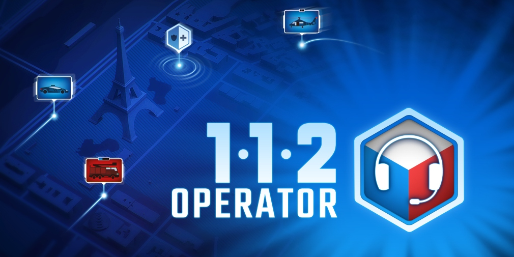 112 Operator is a simulation and strategy game about managing the emergency services, available now for iOS