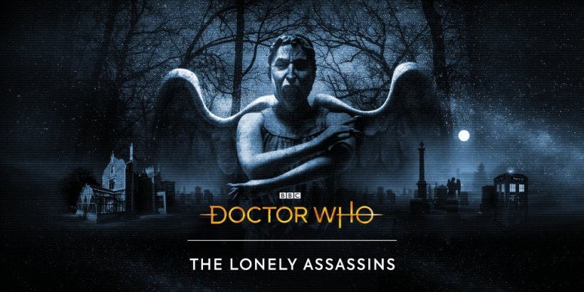 "Doctor Who: The Lonely Assassins review - ""A must-play found phone game for any ardent Whovian"""