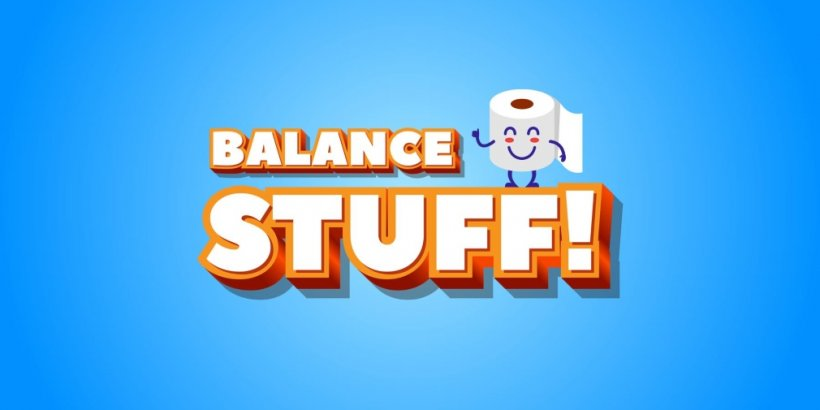 Balance Stuff is a casual game for iOS about creating a pile of random items