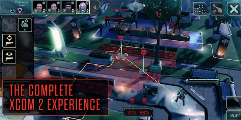 XCOM 2 Collection lets you rid the world of aliens, and it's out now on Android