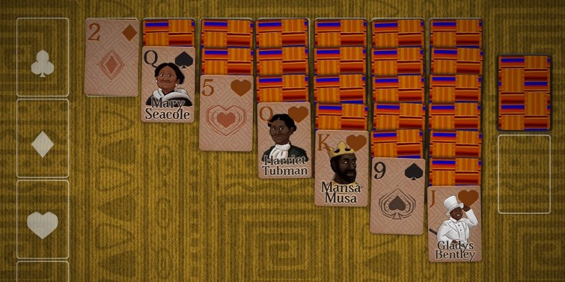 Flick Solitaire marks Black History Month with new card deck