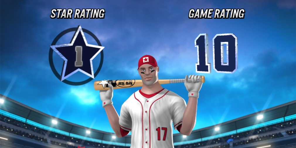 Sports sim New Star Baseball is now out on iOS in most countries