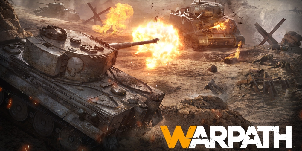 Warpath is an upcoming WW2 strategy game that's heading for iOS and Android in November