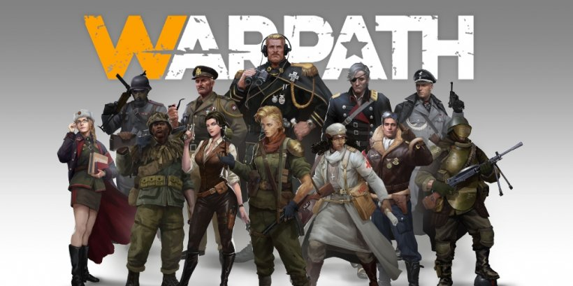 Warpath, the alternate history WW2 strategy game, is available now for iOS and Android