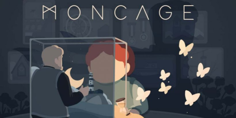 Moncage's optical illusions invite you to look beyond what the eye can see on November 16th