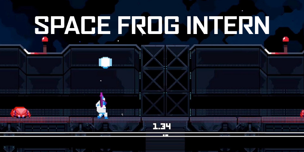 Space Frog Intern: A few tips to take note of in this space shoot 'em up