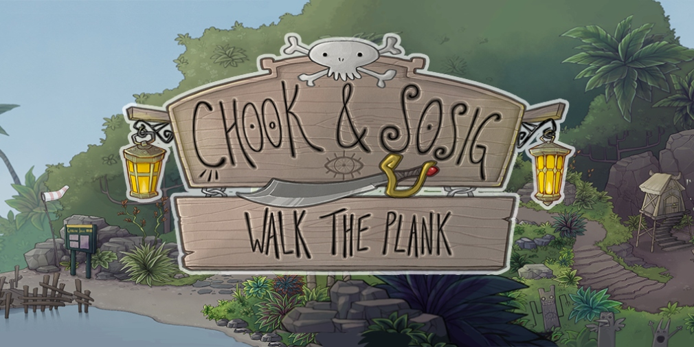 Chook & Sosig: Walk the Plank has arrived for iOS and Android through GameClub