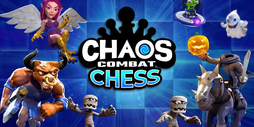 Auto-chess battler Chaos Combat Chess out today on mobile