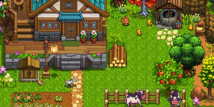 Harvest Town gets a new demo with expanded language support