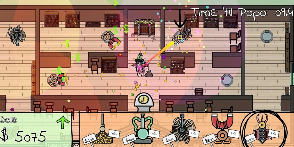 Secure This is a tower defence game about defending your home from an invasive burglar, out now on Android