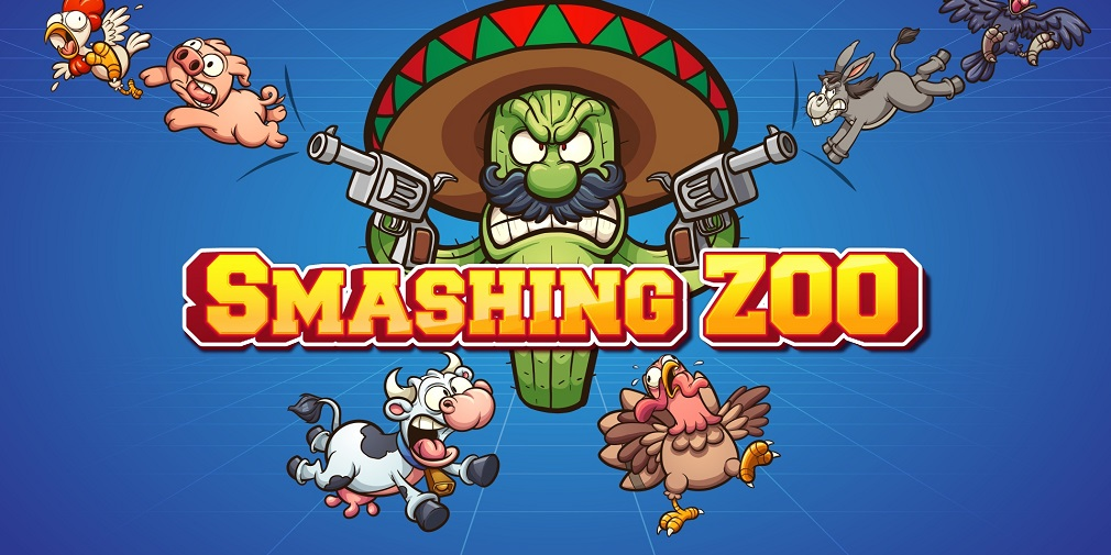 Smashing Zoo is a chaotic smash ball game out now for mobile