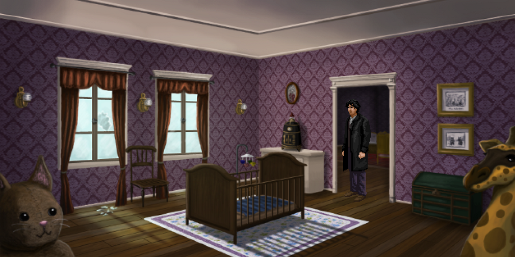 Detective adventure game Lamplight City released for iOS