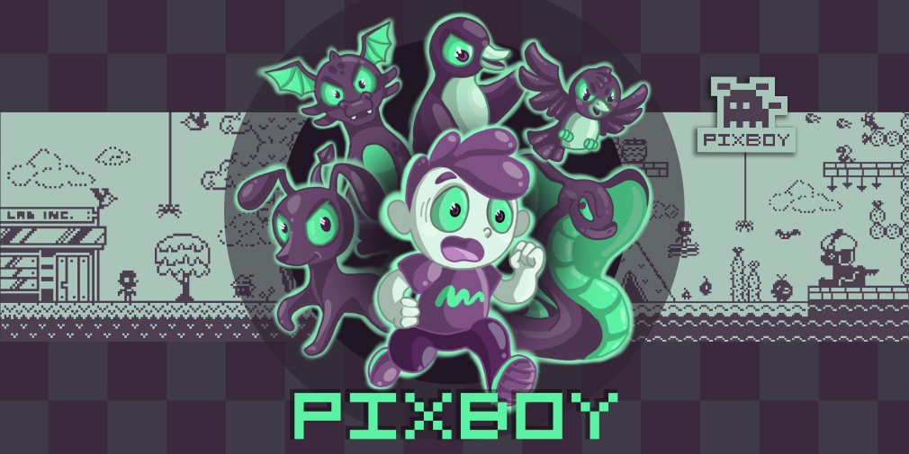 Pixboy, the award-winning retro platformer, makes the jump to mobile