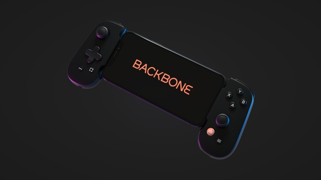 The Backbone One is a new controller that's been designed specifically for iPhones