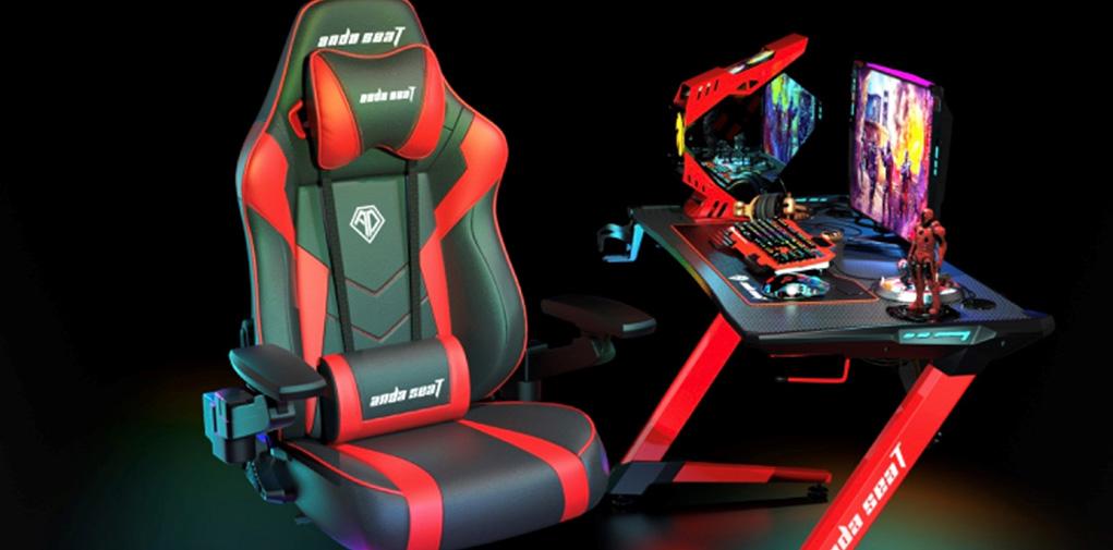 """anda seaT Dark Demon Premium Gaming Chair review - """"You deserve comfort"""""""