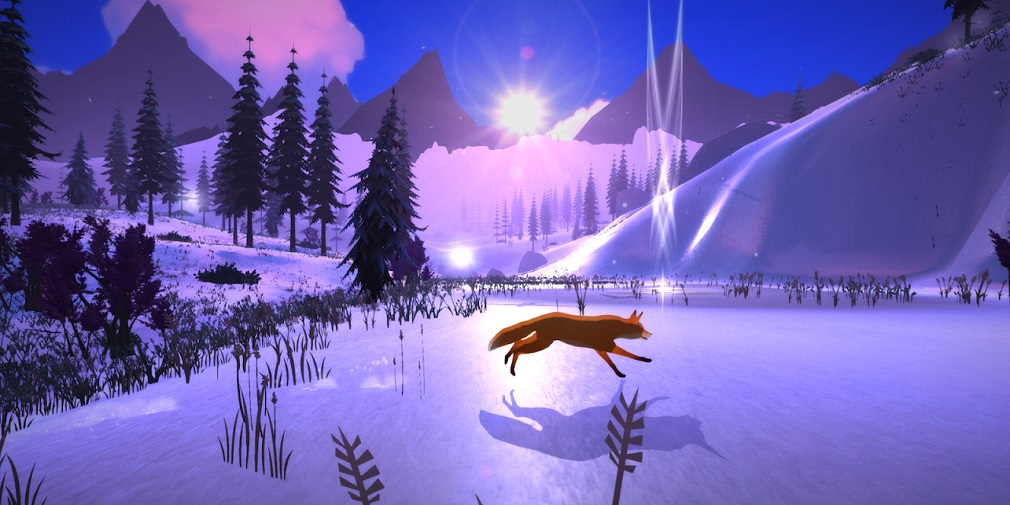 The First Tree, an exploration game set in the wild, is out now on mobile
