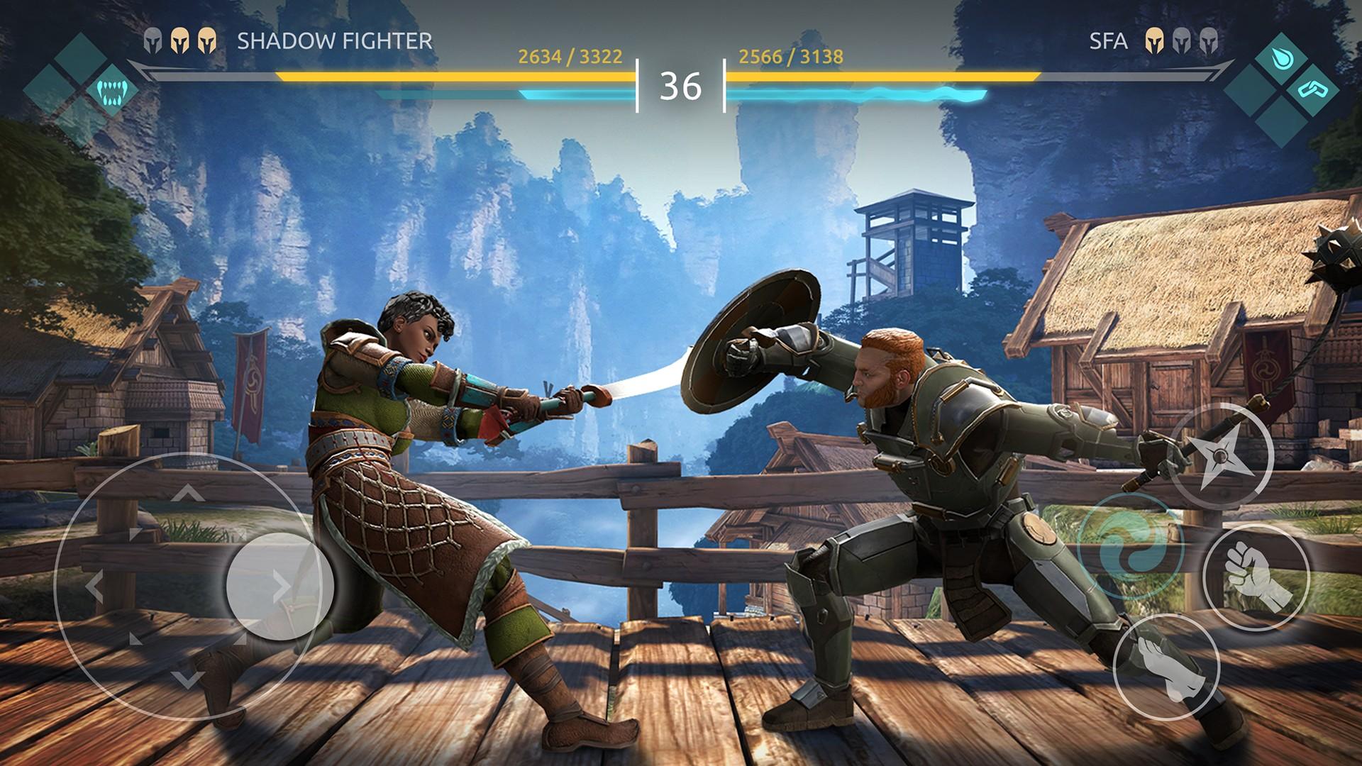 Shadow Fight Arena. Гайд для начинающих