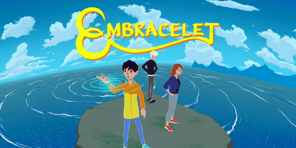 Embracelet is an upcoming narrative-adventure game for iOS that tells an emotional story about growing up