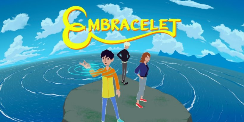Ghibli-like adventure game Embracelet is out now on iOS