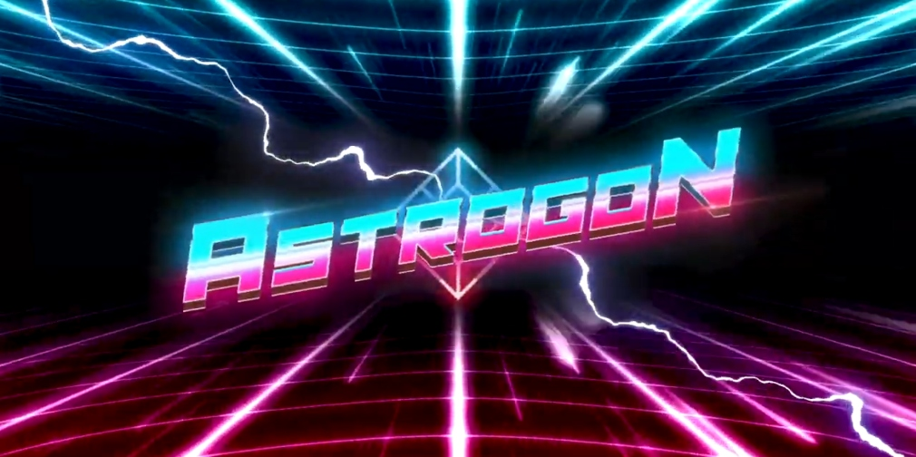 Astrogon is an arcade platformer that's available now for iOS and Android