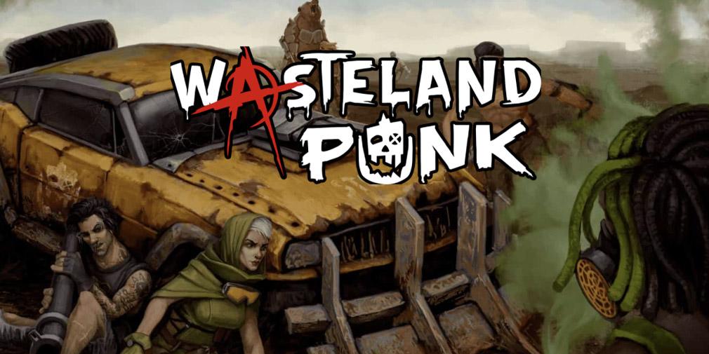 Wasteland Punk