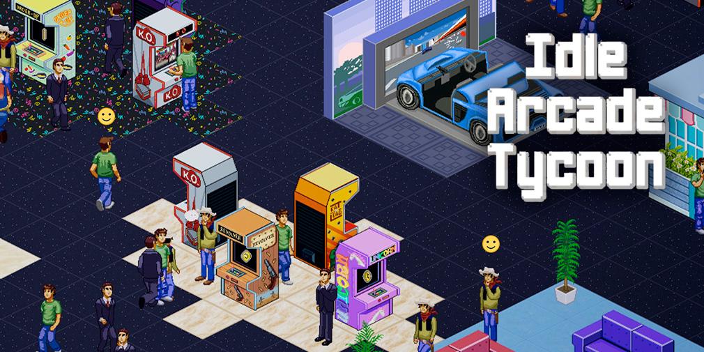 Idle Arcade Tycoon
