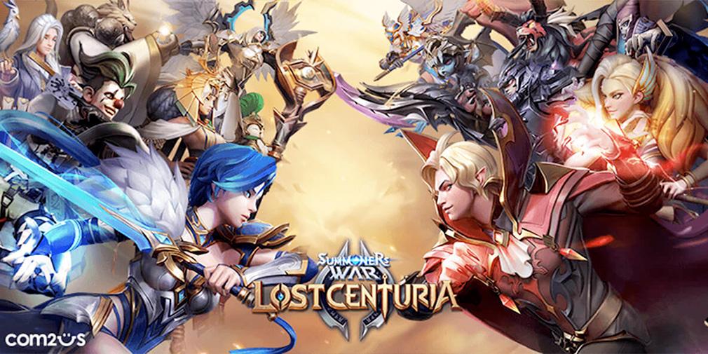 La bêta ouverte de Summoners War : Lost Centuria est lancée sur Android