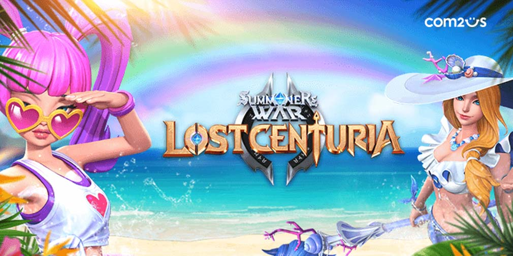 Summoners War: Lost Centuria celebrates 100th day anniversary with Mystical Books and Legendary Card giveaways