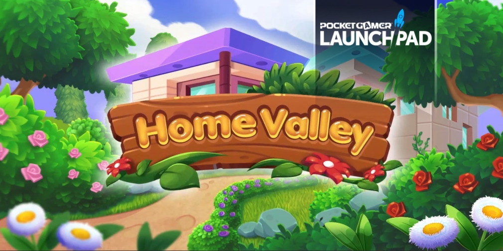 Home Valley is an upcoming social game about building your dream home
