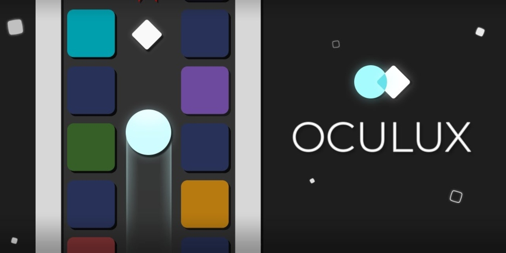 Oculux is a minimalistic puzzler that promises to be a relaxing experience, available now for iOS and Android