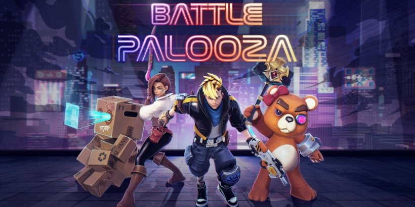 Battlepalooza is a new battle royale that uses real world locations as game maps