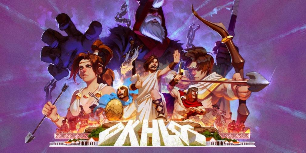 Okhlos: Sigma, a port of the casual PC strategy game where you rebel against the Greek Gods, is available now for iOS