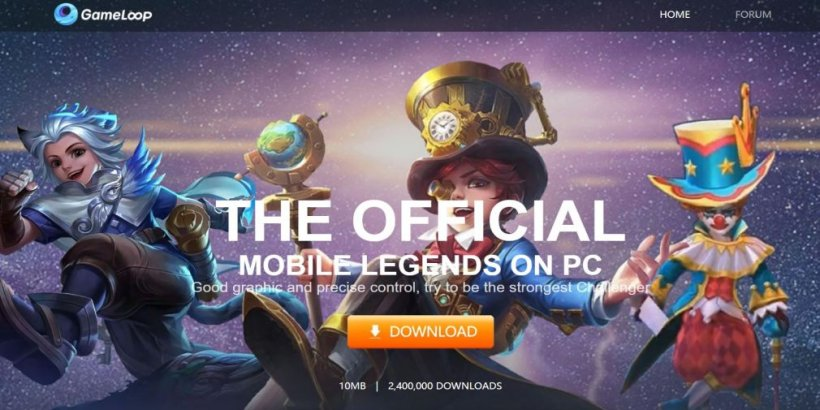 Mobile Legends on PC