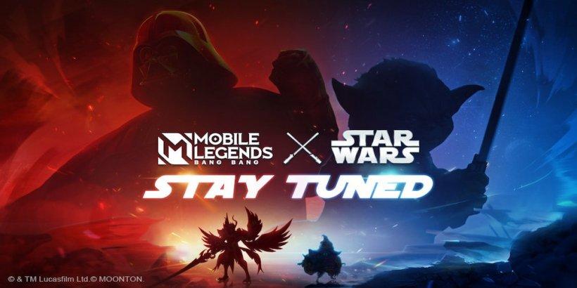 Moonton officially confirms the upcoming collaboration between Star Wars and Mobile Legends: Bang Bang