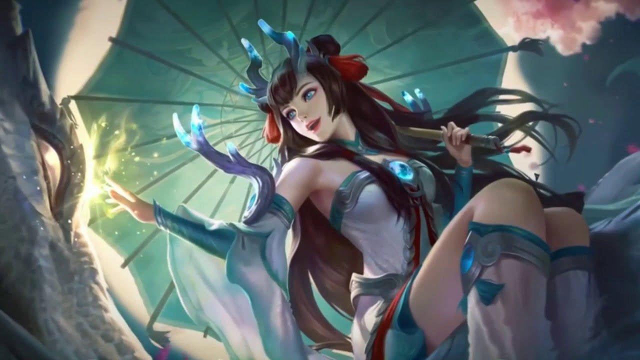 Mobile Legends Kagura best build, emblems and combos