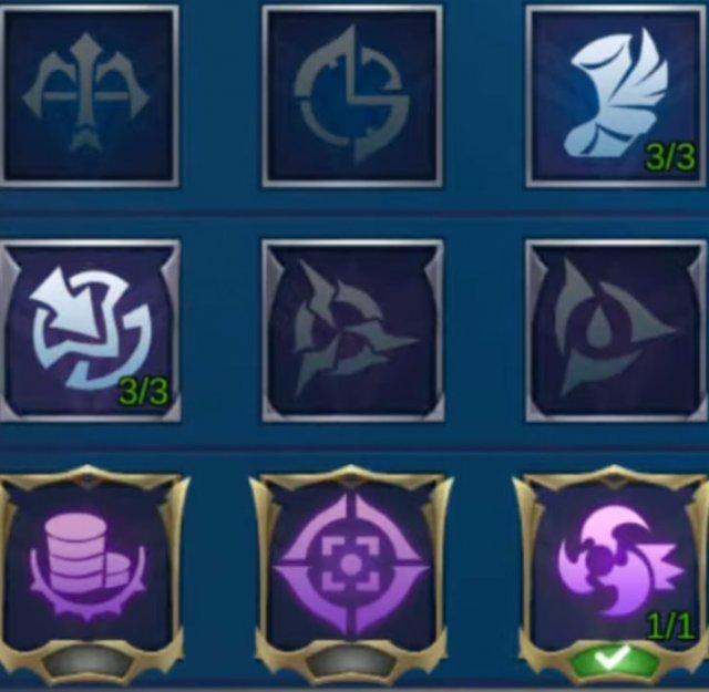 Hayabusa emblems