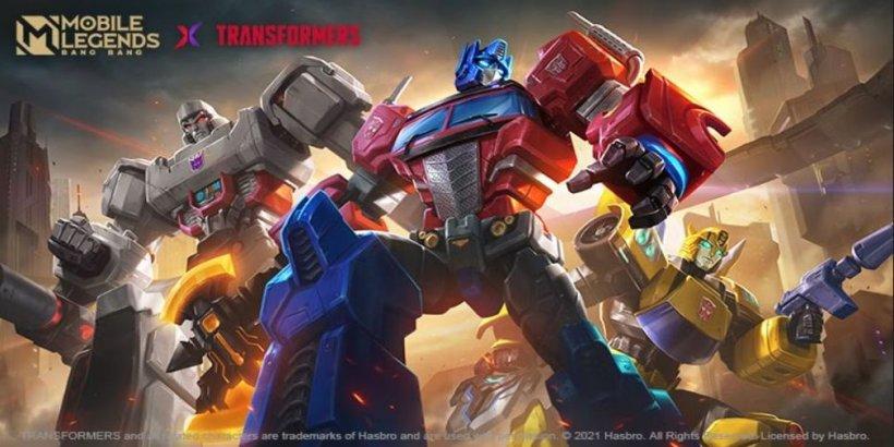 Mobile Legends: Bang Bang's next event brings fan-favourite Transformers skins
