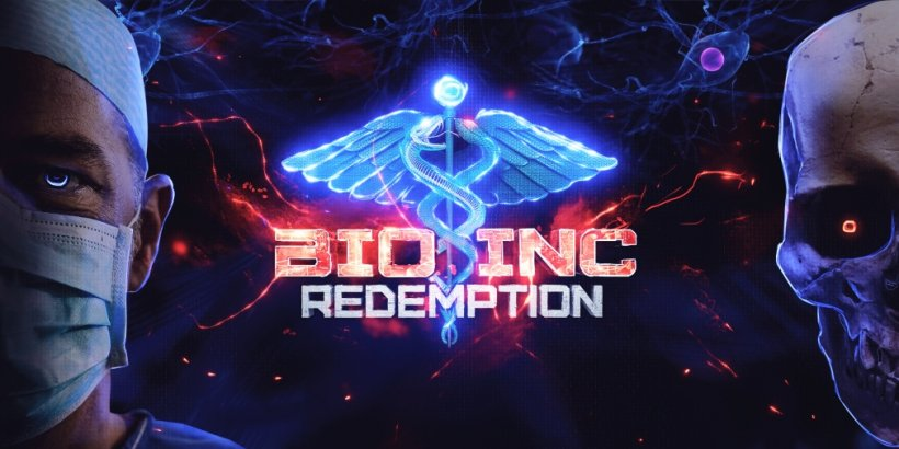 Bio Inc. Redemption, the medical malpractice simulator, is available now for iOS and Android