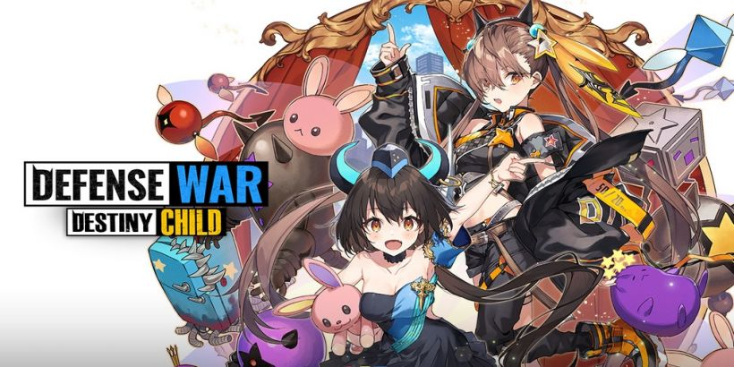 Destiny Child: Defense War is a strategy defence game that's available now for iOS and Android