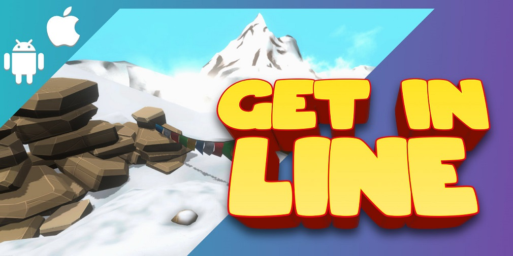 Get In Line, the theme park puzzler, now has an iOS release