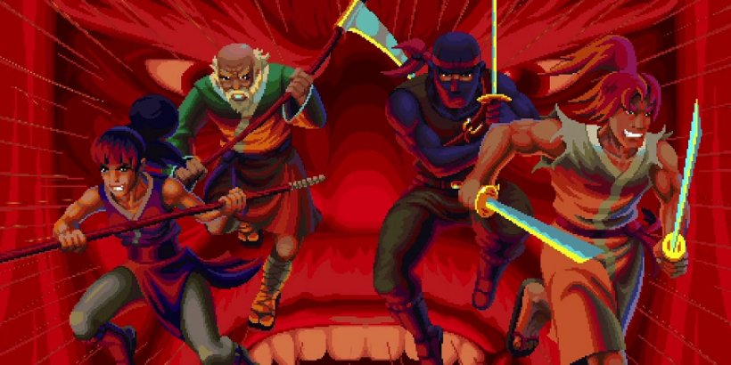 Clan N is an arcade brawler out today on iOS and Android