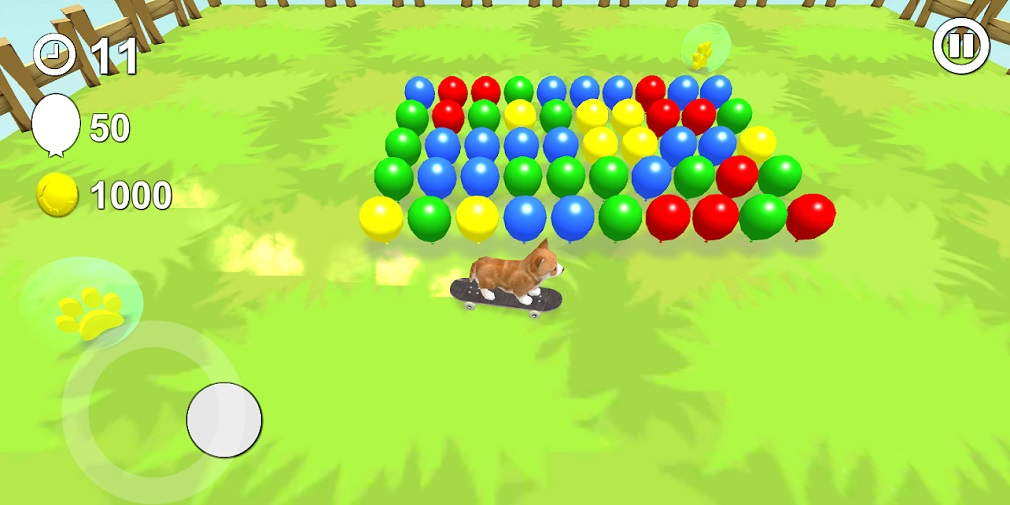 Puppoz is a cute puppy puzzle game that's out now for mobile