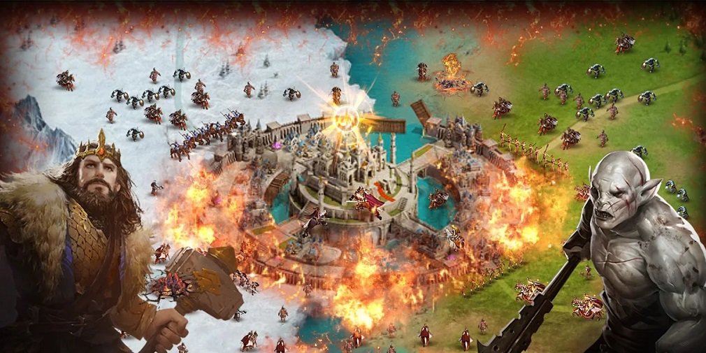 The Third Age is a fantasy strategy game out now for Android